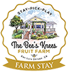 Bees Knees Fruit Farm and Farm Stay Logo