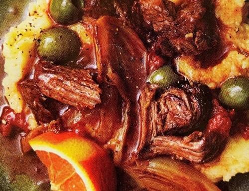 Sicilian-Style Beef Stew