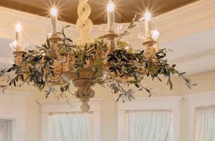 Elegant Dining Room at Bee's Knees Vacation Rental San Luis Obispo