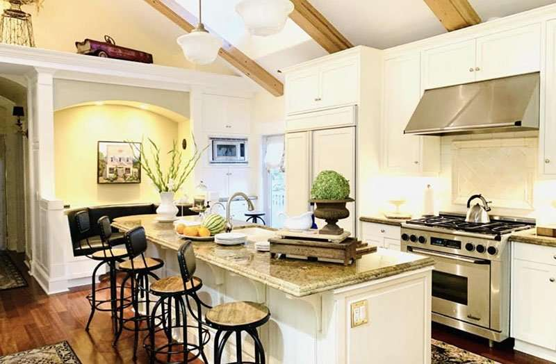 Chef's Kitchen at Bee's Knees Vacation Rental San Luis Obispo